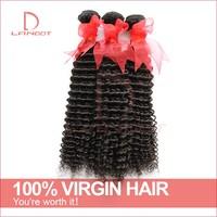 "Brazilian Kinky Curly Virgin Hair Extensions Human Hair Products 3pcs Lot 8""-30"" Cheap Unprocessed 6A Human Hair Weaves Bundles"