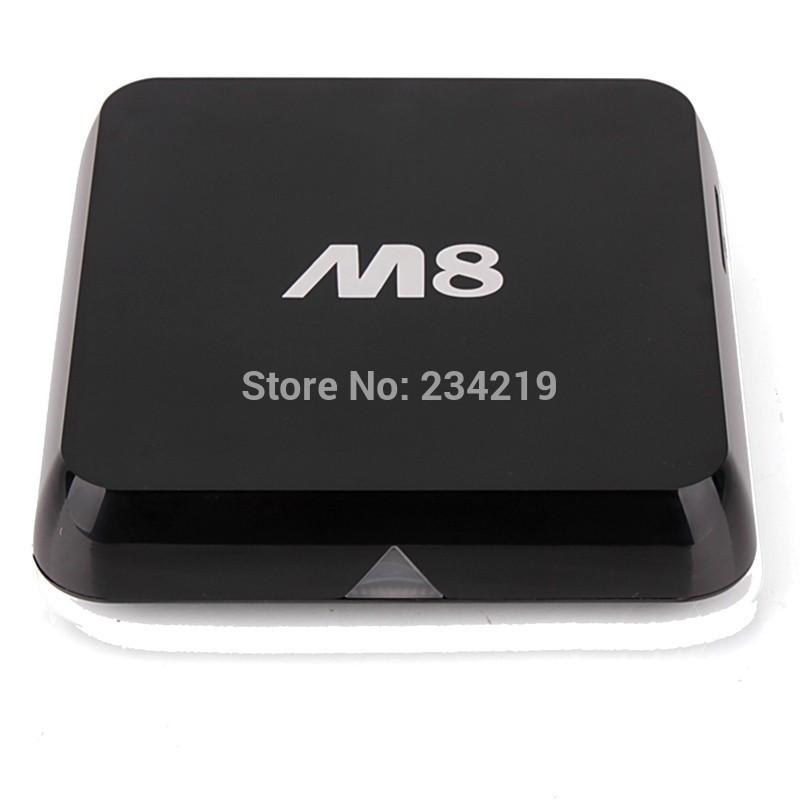 amlogic m8 quad core box tv m8 2g 8g 3d gpu xbmc préinstallé smart box tv quad core m8 m8 android tv box