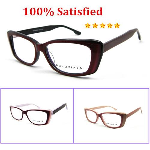 2014 New Arrival factorydirect selling women cat eye glasses acetate eyeglass frames female women eye glass frames B140259(China (Mainland))