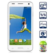 Star W800 Mini Smart Celll Phone MTK6582 Quad Core 4.5inch 1G+4G ROM Android4.2 Camera 8.0MP 3G GPS WIFI mobile phone(China (Mainland))