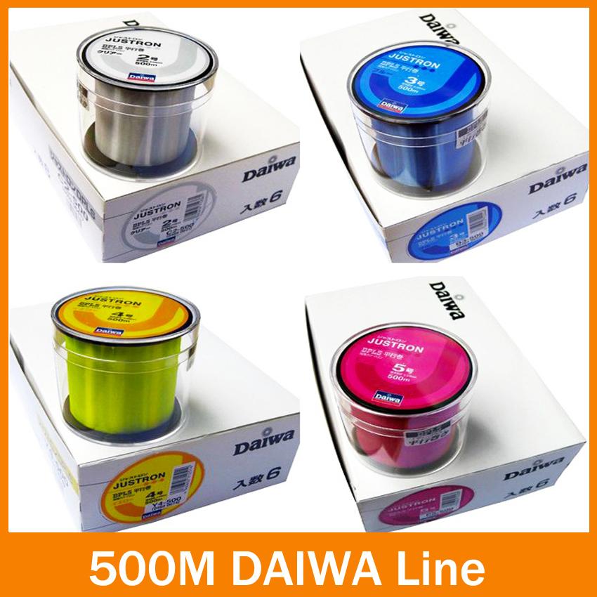 venda quente!!!! frete grátis linha de pesca 500m forte qualidade cor nylo
