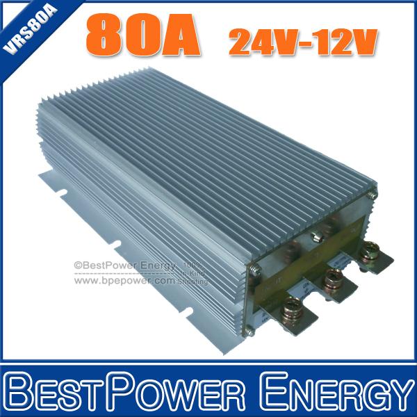 Преобразователь BPE 3 , DC 24V DC 12V 960W 80 DC/DC VRS80A