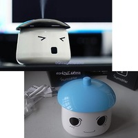 Korean Style Lovely Home USB Humidifier Mini Air Purifier, Birthday Valentine's Gift, 1 PCS 2 Colors #6 SV005615