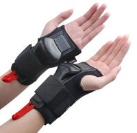 Large High Quality Wrist Palm Guard Pads Stablizer Support Skateboard Ski Roller Ice Inline Skating Protective Gear Men Women