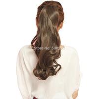 Malaysian Virgin Hair  Weaving  Ponytail Hair Extension