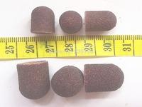 Free shipping Nail Polish Nail Tools Head Cap Sand Ring  Grinding Head Nail Buffer Nail File