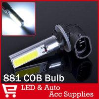 H27 881 High Power 2 COB LED H27W/2 862 886 894 896 898 Fog Lights Bulbs Super White for Chevrolet GMC Ford etc.