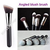 Brand Angled Kabuki Make up Brush Professional Powder Blending Brushes Makeup Brush Set Tools Facial Make Up Cosmetic Brushes