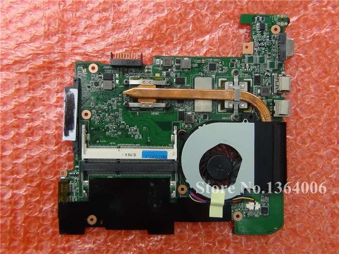 Vx6 d'origine pour asus eee pc carte mère d'ordinateur portable& 1215n entièrement testé de travail parfait