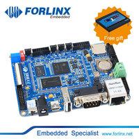 TI AM335X Cortex-A8 based all-in-one real industrial single board computer OK335xS-II development board/kit , low price