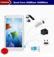 Lenovo Android 7 8 9 10 Quad Core  10 inch DDR2GB ram HD16GB Wifi Camera HDMI Tablet PC Tablets PCS 1024X600(China (Mainland))