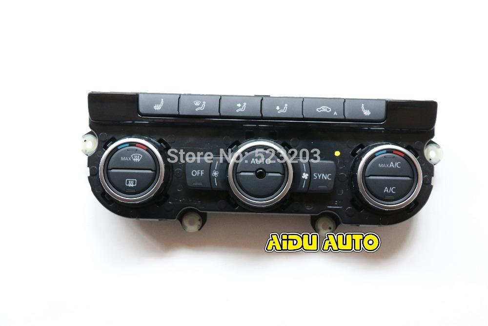 VW OEM Climatronic Air Condition font b Control b font font b Switch b font Panel jaguar 2 way switch wiring diagram 1 on jaguar 2 way switch wiring diagram