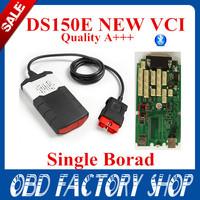 Single green board A++ Quality 2013 R3 keygen in CD buletooth! DS150E TCS PRO CAR+TRUCK TCS Pro Plus