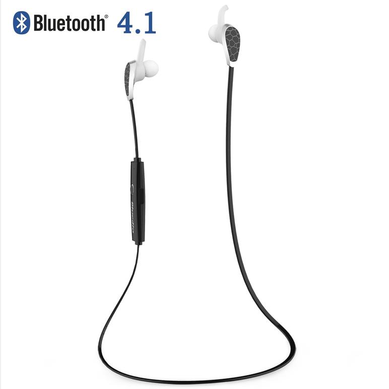 Fashion Sport Bionic Bluetooth Headphone V4.1 + EDR Wireless Earphones Bluetooth Headset Stereo Binaural 4.1 for all Phone(China (Mainland))