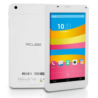 White Cube U51GTC4 Talk 7X 7 inch IPS Quad Core MTK8382 1.3GHz Android Tablet PC 3G Phone Call 8GB ROM Bluetooth GPS # 161360