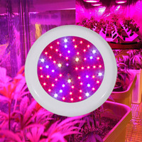 Freeshipping UFO  180W  Full spectrum Led plant Grow Light  60x3w Grow lights panel for horticulture medical plants growing
