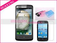 Original Lenovo A820T Smart Phone MTK6589 Quad Core 1.2GHz 1GB RAM 4GB 4.5 inch IPS Android 4.1 Dual Sim 8MP Russian