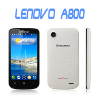 """Original lenovo A800 4.5"""" Capacitive Screen MTK6577 1.2GHz Dual Core 480 x 854 pixels 3G GPS WIFI Android 4.0 512MB RAM+4GB ROM"""