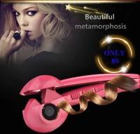 New Automatic Hair Curler DIY Hair Styling Tools Pro Ceramic Magic Hair Curlers/Roller,UK,US,EU,AU Plug Universal Voltage