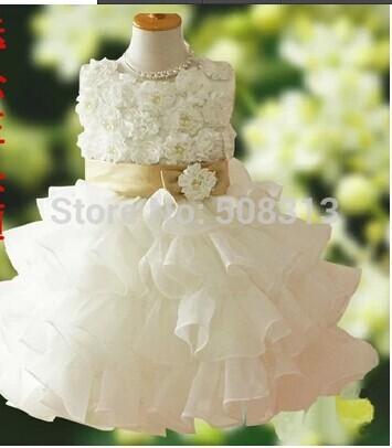 Детское платье Yiqu  YQ003