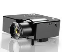 World's cheapest mini led micro projector original factory supply USB+SD+VGA+HDMI lcd projector free mini tripod+free shipping!