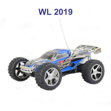 New Amazing ! WL 2019 High speed Mini Rc Truck ( 20-30km/hour) Super car / Amazing Remote Control Car / Radio Car(China (Mainland))