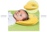 Stereotype shaping  pillow designed specifically for the newborn baby heart-shaped pillow headrest anti-bias Free shipping