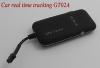 5PCS/LOT Free shipping Free platform 4 band car gps tracker gt02a Realtime Tracker Device for TK103 TK102 GT02a-2 gps