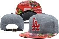 2015 New Arrived LA Cap Snapback Baseball Hat Sport Flat For Women Men Adjustable Free Shipping