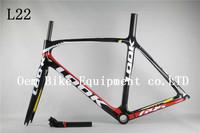 2014 LOOK 695 L22 full carbon road frame mountain bikes pf30 bb30 bike frameset carbon wheelset bottle cage free shipping spoke