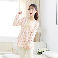 Rack cotton lounge 100% cotton sleepwear--Free shipping