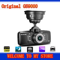 """Brand New GS9000 Car DVR Video Car DVR Recorder Vehicle Driving Camera 1080P Full HD 2.7"""" LCD DVR Recorder Black H-19B"""