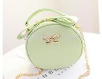 2014New Fashion women single shoulder Messenger bags MiNI small bag  Cross Body Korean style handbag  leather bag free shipping