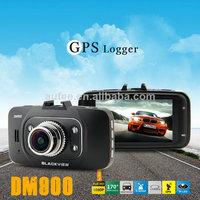 100% Original  Full HD Video Recorder Car Camera DVR Ambarella 1080P  GPS  DM900 free shipping