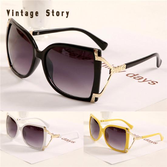 Женские солнцезащитные очки Vintage Story 2015 N393 пальто alix story alix story mp002xw13vuo