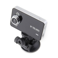 "2.5"" K6000 HD Vehicle Car DVR Camera Video Dashboard Recorder Night Vision Free / Drop Shipping"