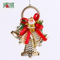 16cm christmas flower christmas bells christmas tree decoration Christmas 25g decoration