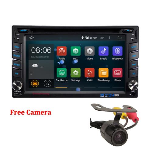 Free Camera--WiFi 3G Android 4.4.4 Car DVD GPS for Nissan Qashqai X-trial Paladin Tiida Sunny Livana Micra Versa with Radio,BT(China (Mainland))