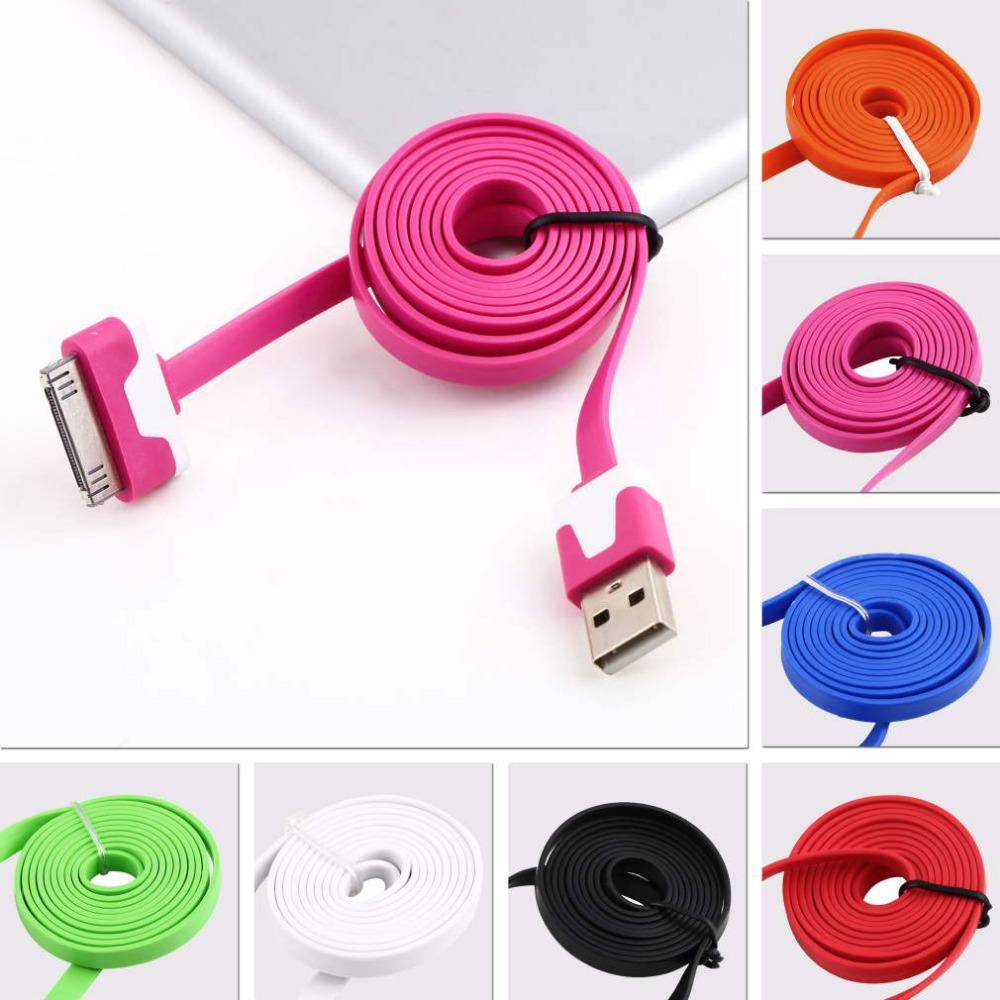 все цены на Кабель для мобильных телефонов New USB Cable 1 usb, iPod iPhone 4 /4s iPad 3 AA636 AA671~4 AA676 онлайн