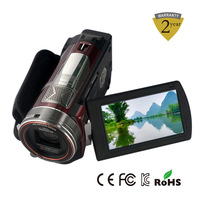 Hot 10x Optical Zoom 1080P Full HD Touch Camcorder 16Mp Digital Video Camera 3 inch Cam Professional Remote Control 0.4-DVR21B