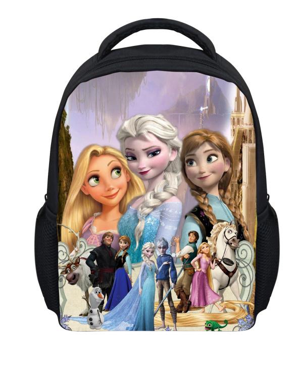 nuovi bambini scuola sacchetti bambino per il ragazzo frosen animale vignetta carina bambino borse scuola materna fronzen bambini zaino zainetto bookbag
