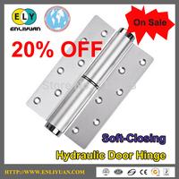 Free Shipping High Quality Soft-Closing Wooden Door Hydraulic Door Hinge