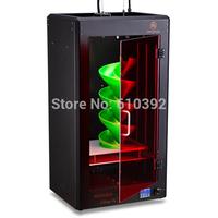 China Supplier Largest FDM MINGDA glitar 9 300x200x600mm 3D printing machine,3D prototype machine,3D printers