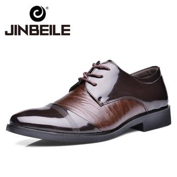2014 Oxford Shoes For Men Dress Shoes Натуральная кожа Office Свадьба Shoes Autumn ...