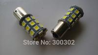 1156 Ba15S 27SMD 27LED 5050 BA15S led Light Bulb   20pcs/lot free ship