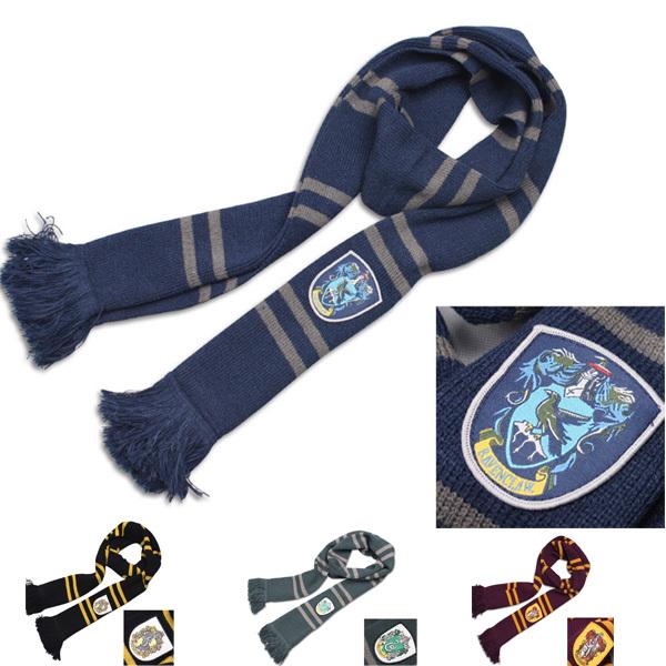 школьный слизерина шарфы