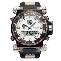 High Quality Men's Clock Shock Military army LED fashion Casual Quartz Wristwatches Digital watches  F101
