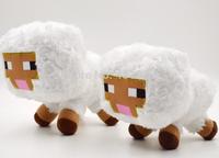 Hot Sale 1 pcs Minecraft Dolls Minecraft MC Plush toys,Enderman Creeper  Sheep Stuffed Toys.Baby toys