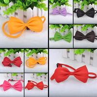 2014 fashionable pet product pet bow tie/ pet accessories/ pet bowknot tie mix color free shipping 31MPJ141#S5