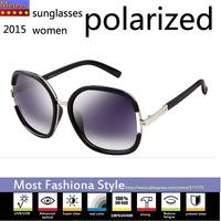 High-definition anti fatigue glasses polarized sunglasses women 2015,Advanced lens comfortable sunglasses women polarized oculos